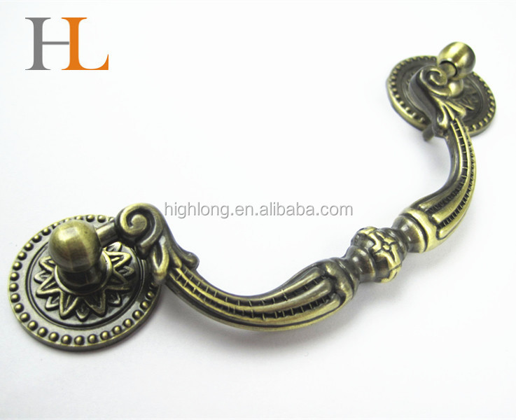 wholesale wenzhou Decorative furniture <strong>Handle</strong>/hardware for Furniture