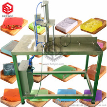2018 new product automatic Soap Bar block for soap cutting machine