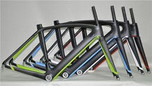 China Aero Road Bike Carbon Frame For Cycling Race