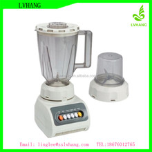 300W 2 in 1 plastic jar national juicer blender