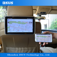 "capacitive touch screen 10.1"" Wifi Display car Multimedia Player with USB FM IR"
