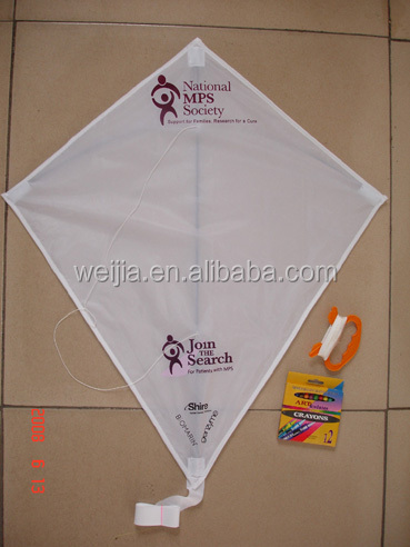 promotion DIY kite for children