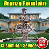 2015 High Quality Garden Decor Bronze