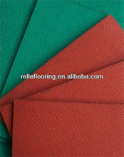 pvc sports flooring for indoor and outdoor basketball court