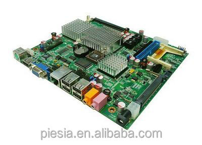 Mini-ITX intel 945express chipsets motherboard with 18 bits LVDS