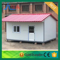 china manufacturers steel construction building K-type prefab house prefabricated house
