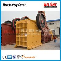 gold supplier sell stone crusher with high quality