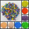 Colored epdm rubber granules for wet pour playground surfaces -V-906