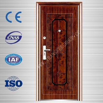 2016 new products bifold bathroom door steel door