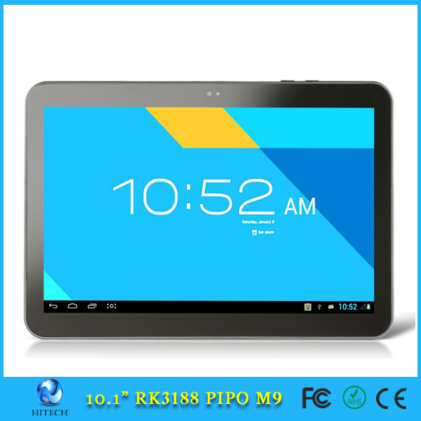 Pipo M9 pro 3G RK3188 quad core 10 inch IPS Retina 1920*1200 Android 4.2 GPS Tablet