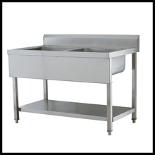 Outdoor 1.5m Stainless Steel Sink Table