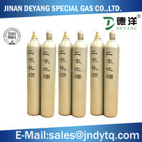 price carbon dioxide gas filled in high pressure carbon dioxide cylinder