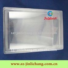 Blister Clamshell Packaging of Leather Case for IPad2/PAD Accessories