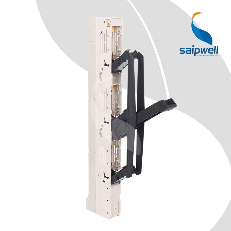 Saipwell High Safety 160A Strip-type Switch Fuse Unit SPHR160L