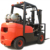 Powerful New 3.5 tonne LPG Container Mast Forklift for Sale with Side Shift (option)