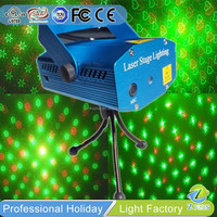 Stage Mini Laser disco animation light