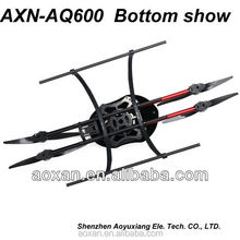 Factory cheapest lowest price Rc quadcopter With Camera Frame Brushless Motor Quadcopter AQ-600
