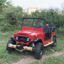 Jeep atv adult 320 cc 4 Seats Jeep atv mini jeep petrol