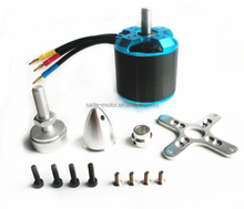 Electrical RC Model 3536 1400KV Outrunner Brushless electric RC Hobby Motor & Propeller for Electric RC Airplane jet