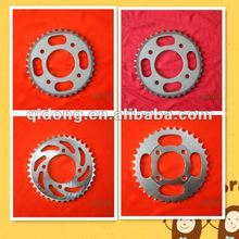 durable rear and front gear for motorcycle