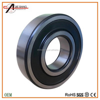 Chinese Brand BABC Deep Groove Ball Bearing 6205-2RS