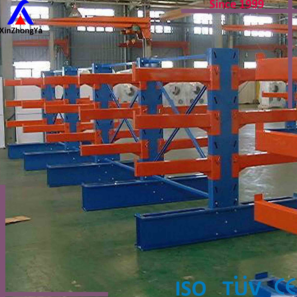 China manufacturer iron 500kg/arm heavy duty cantilever rack