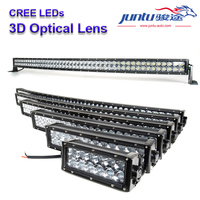 Wholesale Super Bright 24480LM 288W IP67 3D Optical Lens Curved Off Road 50 Inch Led Light Bar