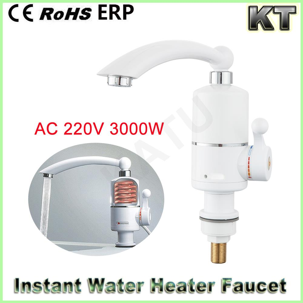 Hot sale kitchen instant electric water heater tap