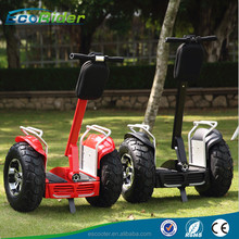 Ecorider 1266Wh 72V double battery brushless 4000W amphibious chariot model electric scooter electric chariot