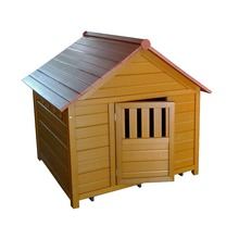 Plastic Wood Dogs Houses