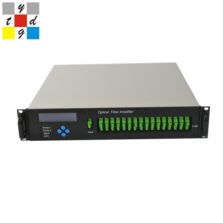 8 16 32 Outputs CATV 1540~1563nm Wavelength FTTH Gpon Catv Edfa Wdm Combiner 32port For Triple play <strong>Network</strong>