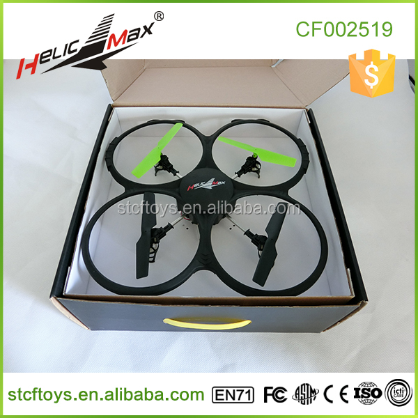 Wholesale Quadcopter RC Aerocraft 2.4G 4CH 6-axis Gyro 2MP Camera Drone Quadcopter