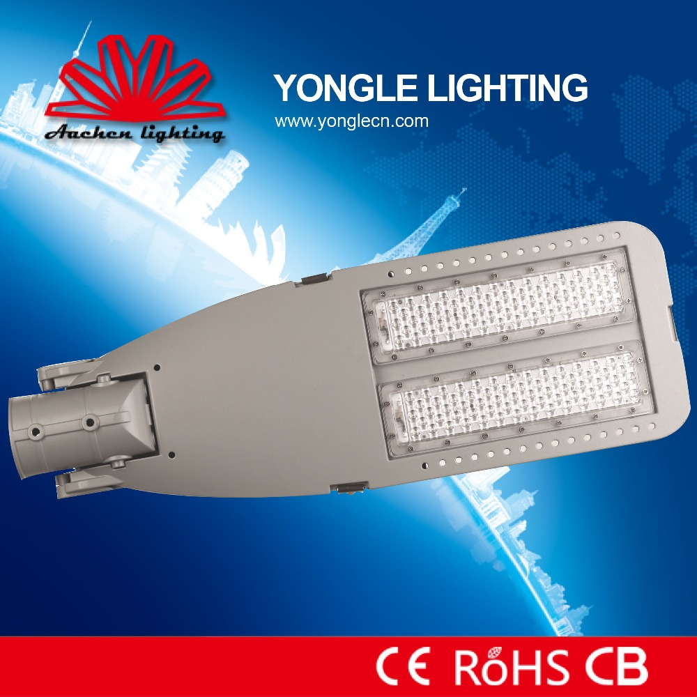 ROHS CE CB Listed Led Street Light items with Inventronics driver