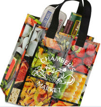 High quality tote shopping bag lamination pp non woven bag