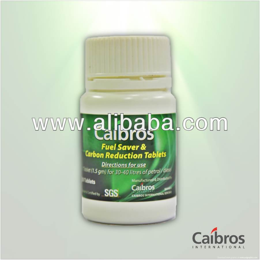 Caibros Fuel Saver & Carbon Reduction Tablet
