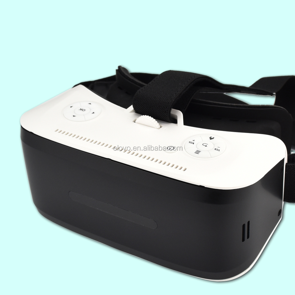 Hotselling Octa core all in one vr headset with 5.5 inch HD screen,360 degree panorama view