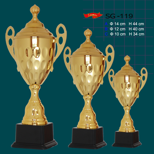 new custom design optional awards and trophies size and plate customized design