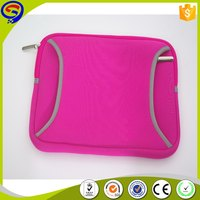 Cost price top grade neoprene laptop cover for ipad