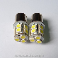 T20 13pcs 1157 SMD led car bulbs SMD Led auto turning light signal light