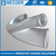 TS16949 Certificates Silica Sol Lost Wax Precision Casting Foundry SS 304/316/316L/316Ti Stainless Steel Investment Casting