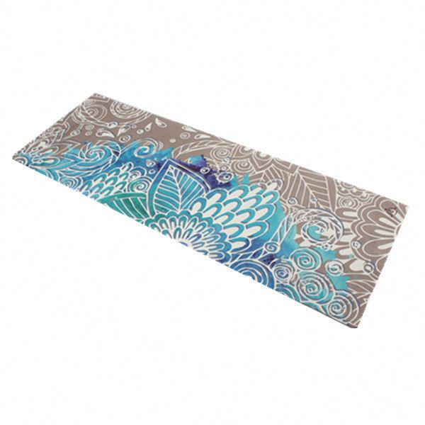Washable TPE/Rubber/PVC/NBR Yoga Mat With Custom Design