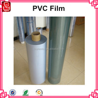 PVC vinyl roll normal clear flexible pvc film for packing bag