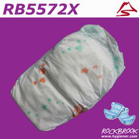 High Quality Competitive Price Disposable Super Soft Baby Diaper Manufacturer from China