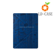 HIgh Quality Silicone Leather Bumper Bag Case For Ipad Air 2 Smart Case Pro 9.7