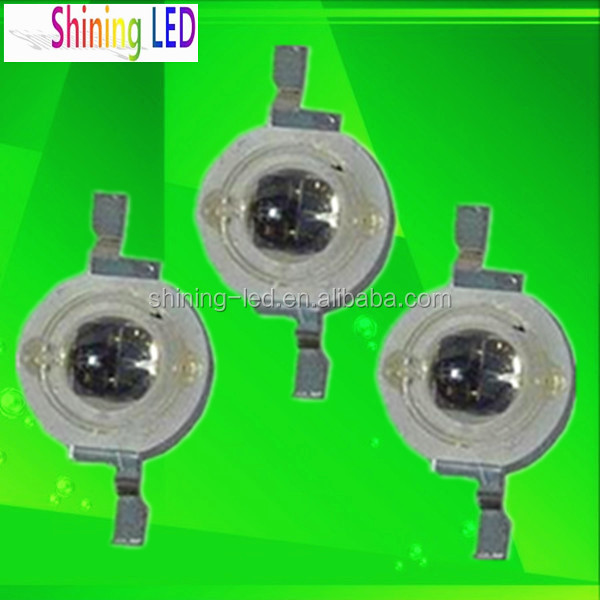 Single Colour led lights Epileds 5W High Power 850nm IR LED