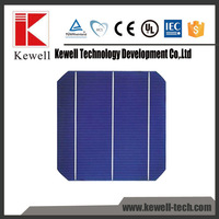 China manufacture good price high efficiency 1.5v mini triple junction mono solar cell