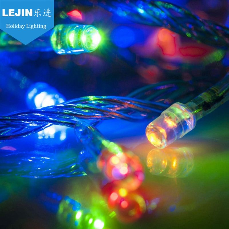 Factory price Christmas multicolour led string light
