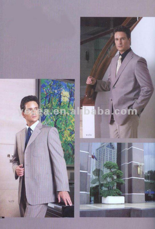 men's suits/office uniform/bank staff uniform