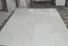 Natural stone floor tile Calacatta white marble