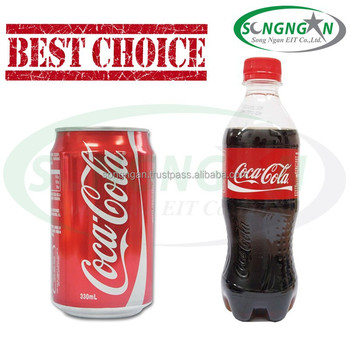 SOFT DRINK - COKE 330ML (CAN)